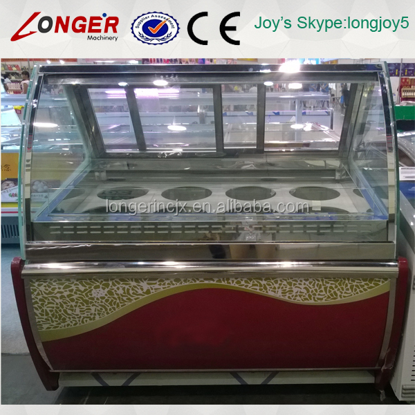 Ice cream Display Freezers Price