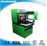 mini12psb diesel test bench used for testing mechanical pump and injector