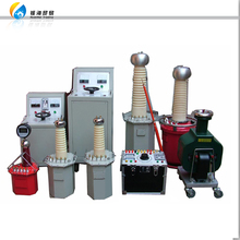 AC Gas type Withstand Voltage Hi-pot Tester SF6 Gas Filled HV Inflatable Test Transformer