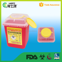 Medical Safety Box Sharp Container
