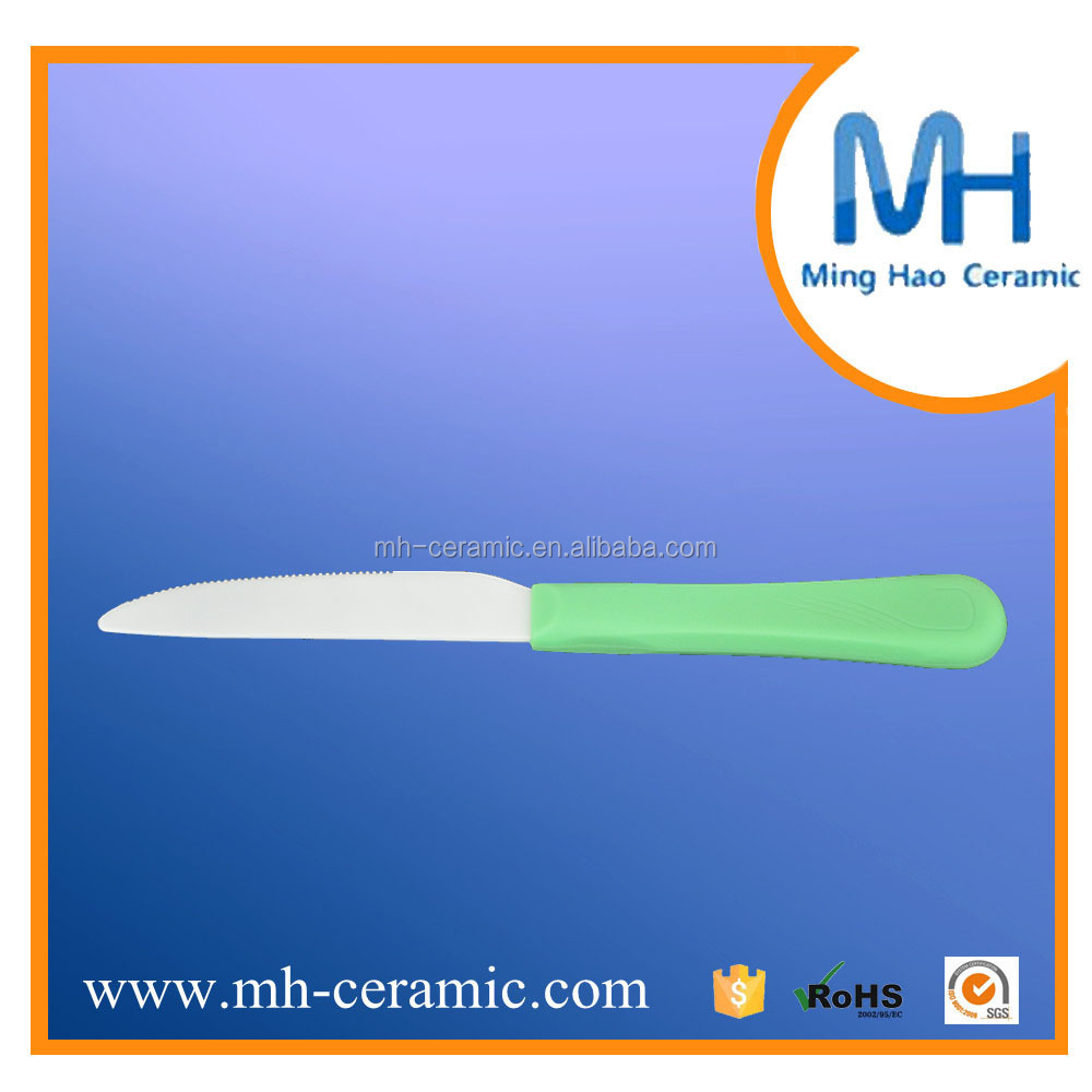 colorful chef ceramic knife