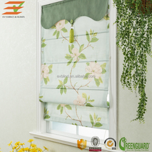 100% Polyester Fabric Roman Blinds Blackout Roller Blinds