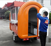 hot dog wagons for sale outdoor grill mobile cart trailer tricycle barbecue