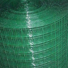 Low-carbon iron wire material and welded mesh type welded wire mesh panel