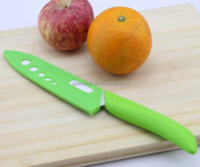 High-grade Sharp Blade Ceramic Fruit Knife with Plastic Case