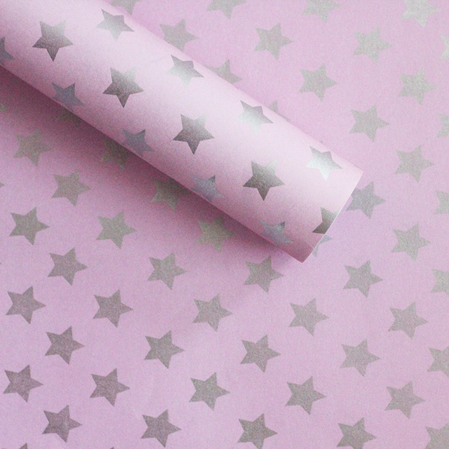 Wrapping paper printing machine gift wrapping tissue paper wrapping paper for soap