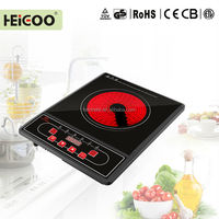 EGO hot plate 1 bunners infrared ceramic cooker RM-IR03