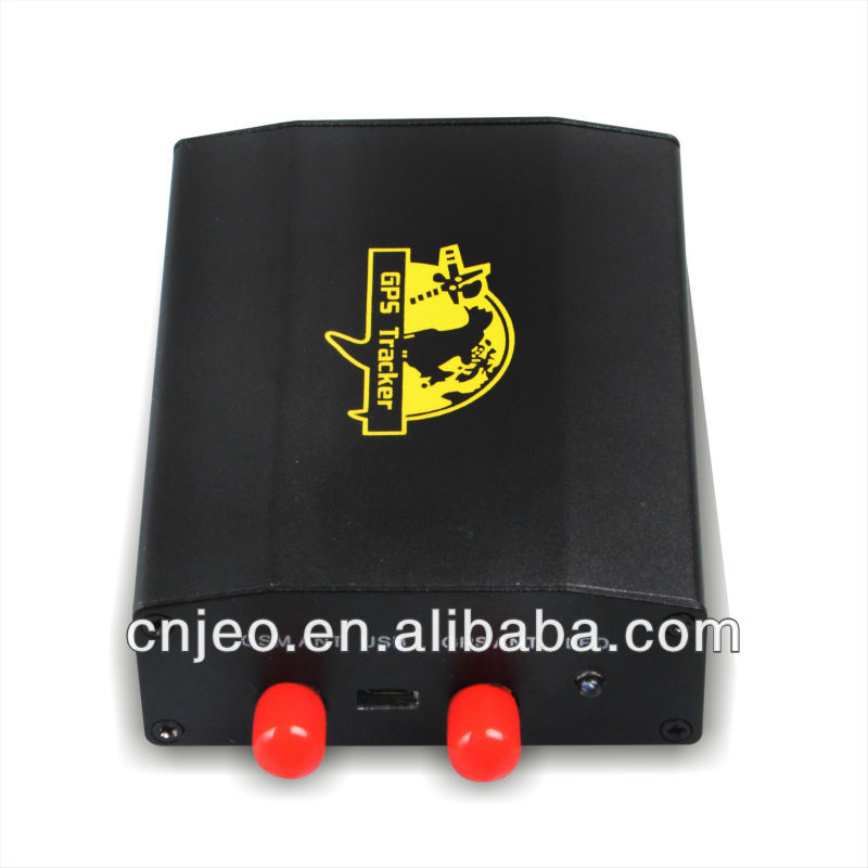 Car gps tracking device remote engine stop and resume TK103-2