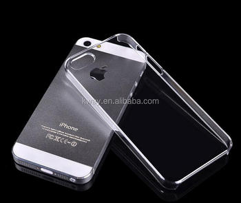 Ultra Thin Slim Transparent Crystal Clear Hard PC Case Cover for iphone 7 / 7 plus