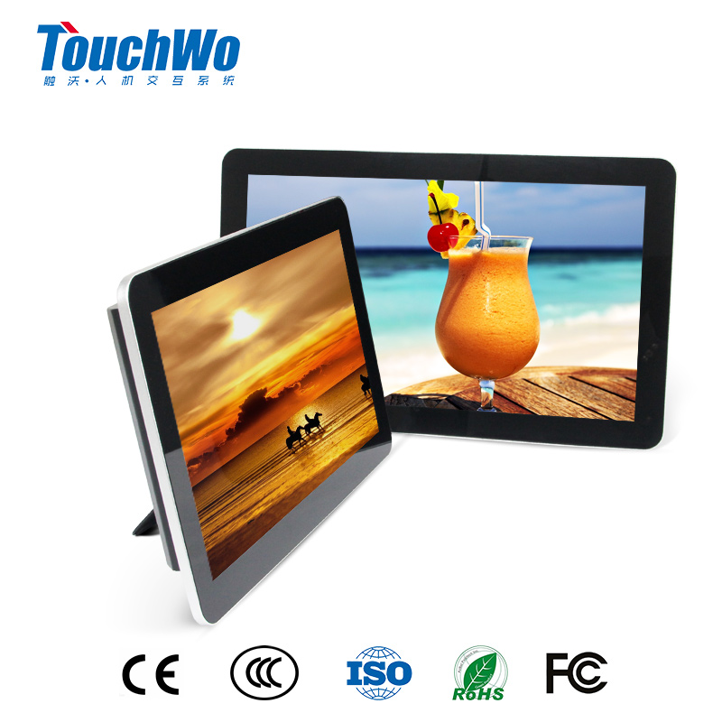 "Christmas Promotion Touch Screen 13/13.3/14"" Mini LCD Monitor/Desktop Computer All In One For Office"