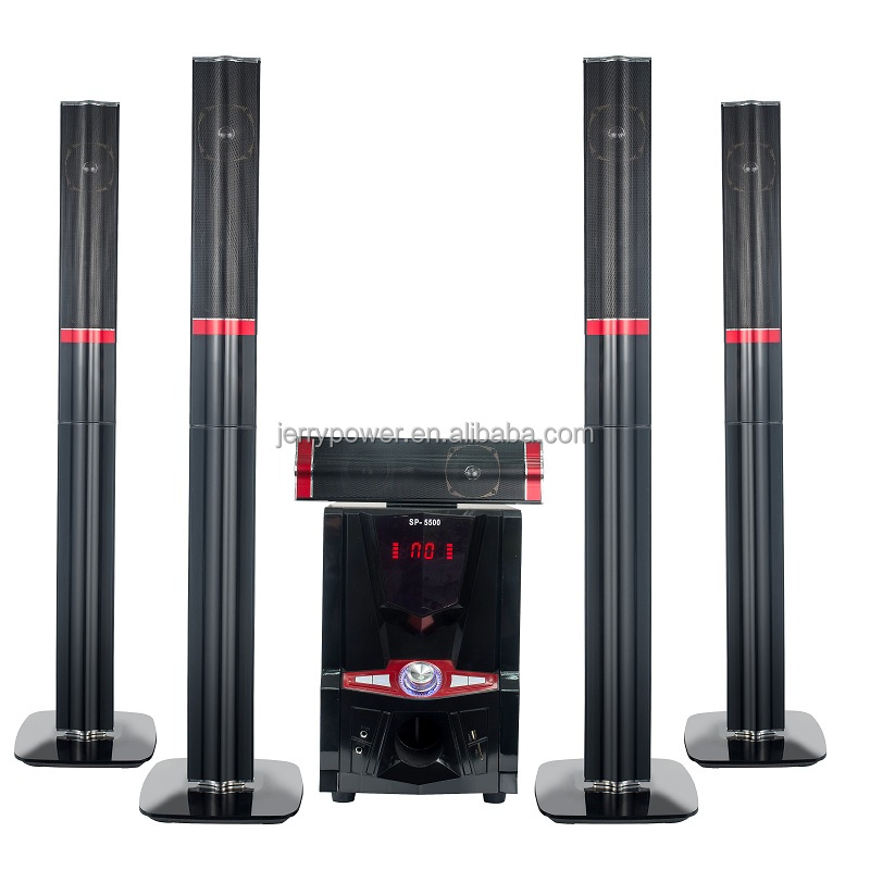 Professional speakers multimedia 5.1 subwoofer and speakers home theater