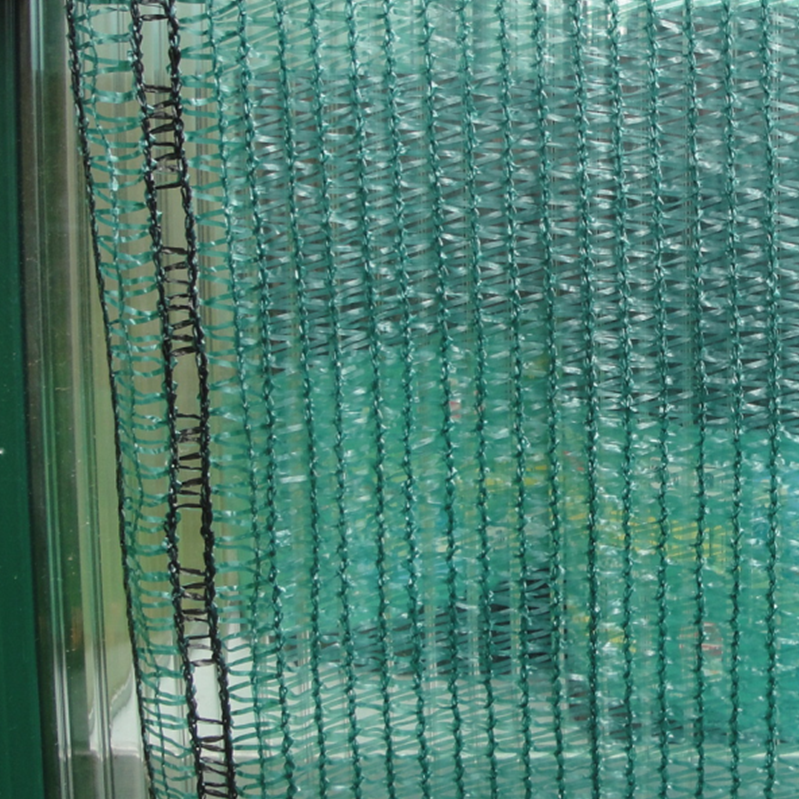 Thailand 60% shading rate 50g 3x100m green shade net fabric