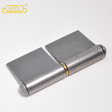 quality iron double sided door welding hinge