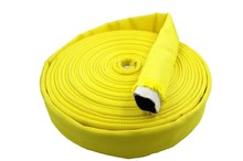 double jacket canvas fire hose