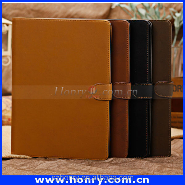 Best sell for ipad leather case and covers with OEM service