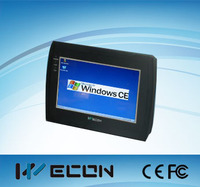 Wecon 7 inch fanless mini industrial panel pc