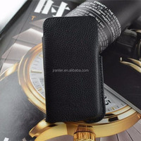 Cheap Price for iPhone Case 5c Custom Leather Phone Pouch Case for iPhone 5 5s