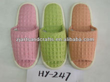 comfortable knitted slipper for women