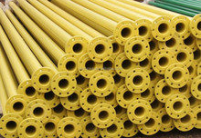 Polyethelyne Coated Steel Pipe H.S. Code: 73069000