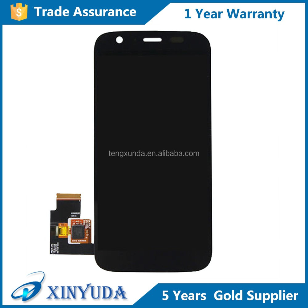 Golden Supplier replacement with touch digitizer assembly for Moto <strong>G</strong> xt1032 xt1033