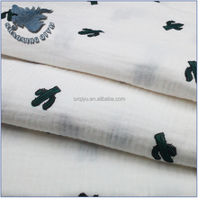 100% cotton printed fabric with custom fabric printing patterns