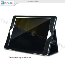 Hot selling unique stand soft custom for ipad air 2 smart case leather
