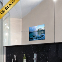 Amazing Waterproof Bathroom Mirror TV , Two Way Mirror For TV EB GLASS BRAND