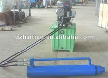 hydraulic wire pulling equipment stressing jack