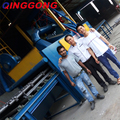 steel plank roller conveyor shot blasting machine manufacturer