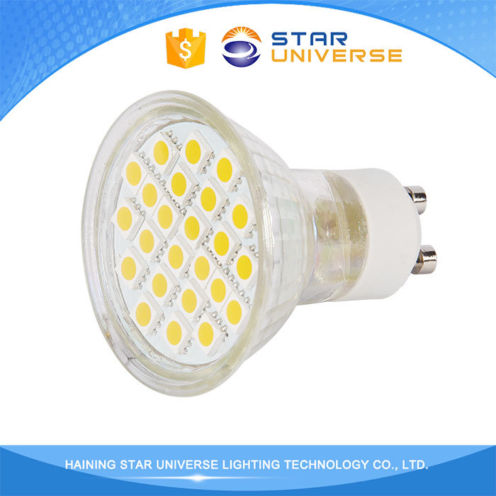 China Soft Well Selling Most Powerful Gu10 Led Bulb 6W