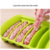 Amazon Homemade 6 in 1 Cheap Hot Dog Baking Injection Mold Silicone Sausage press mold