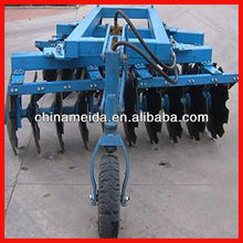 Heavy Light Duty Farm Equipment Compact Tractor Offset Small Medium heavy duty offset disc harrow