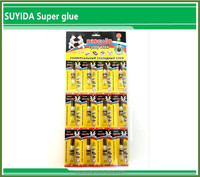 Suyida super glue 3 seconds hot sale quick dry Cyanoacrylate adhesive 502 elephent Super glue