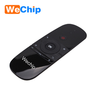 wechip w1 Mini Keyboard 2.4 Wireless android tv remote For Tv Box Android