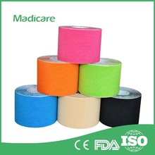 Kinesiology Tape Cotton Sport Tape High Elastic Athletic Tape