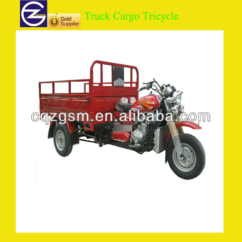 200CC China Truck Cargo Tricycle