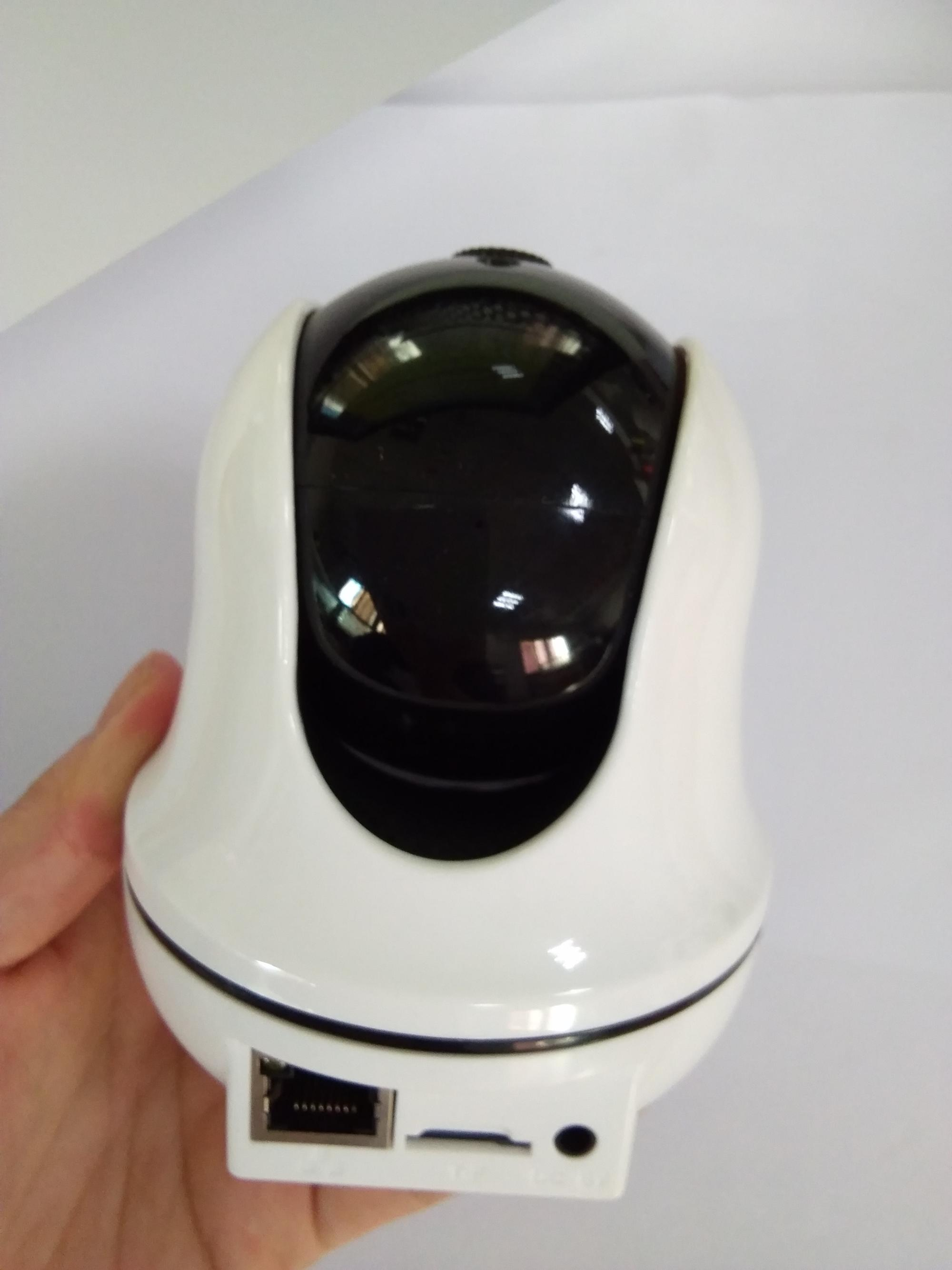 Family guard remote monitoring wifi cctv camera