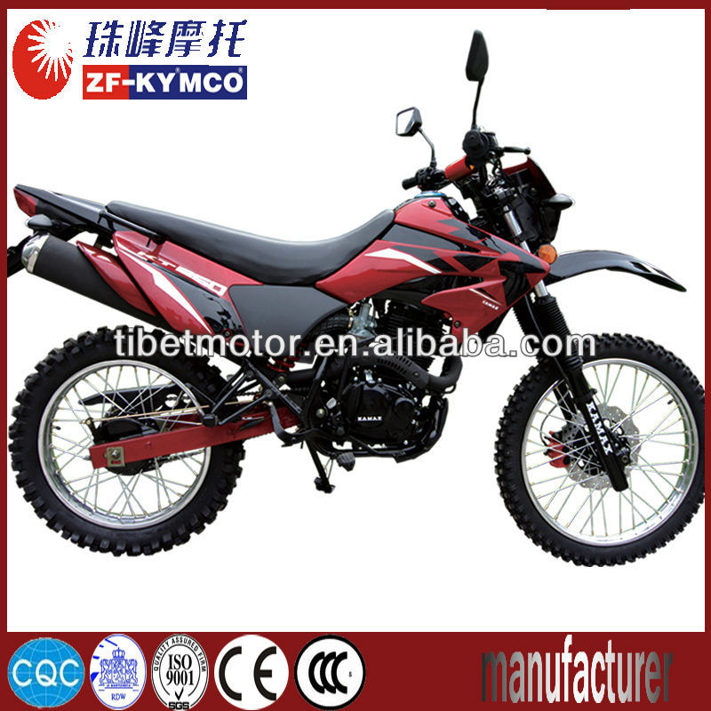 Super new design automatic 250cc dirt bike price ZF200GY-4