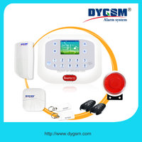 Smart Home Alarm Systems Wireless Wired
