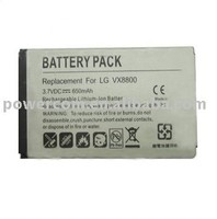 Good quality hot seling wholesell price battery BL-5F 3.6V 650mah for Nokia 6290/E65/N78/N93i/N96,6210,6710,N95