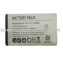 Good quality rechargeable battery BL-5F 3.6V 650mah for Nokia 6290/E65/N78/N93i/N96/6210/6710/N95