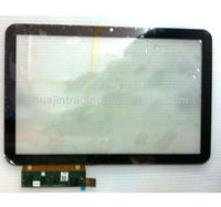For MOTOROLA XOOM mz601 Touch Screen Digitizer 10.1'' Inch Black Color