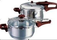 Best quality 304 material large stainless steel commercial pressure cooker