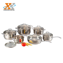 China Supplier Stainless Steel Casserole Hot Pot Casserole Set