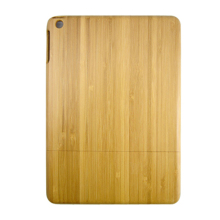 New product Carbonized Bamboo wooden case for ipad 5