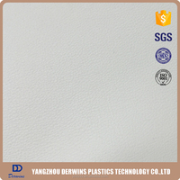 2016 Nice Grain and High Performance PVC leather for furniture