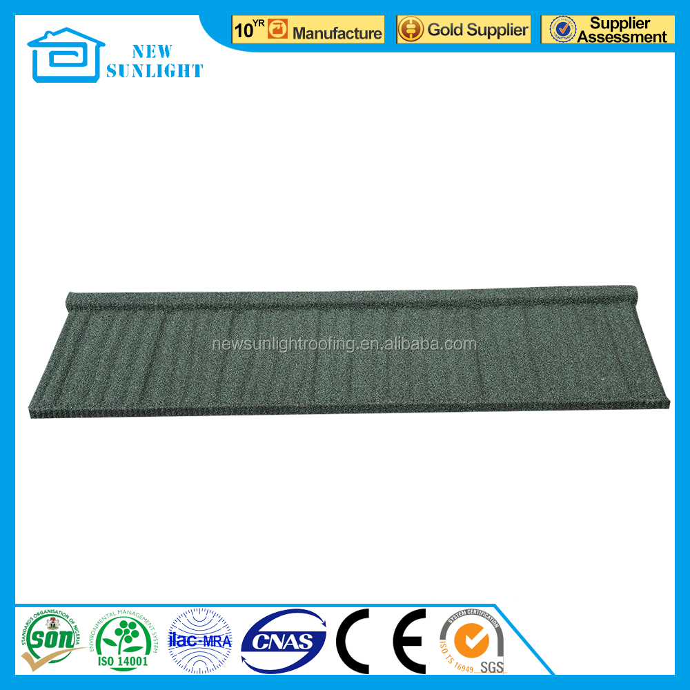 steel roofing tiles roofing building construction material stone coated