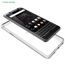 New Arrival 2 in 1 TPU PC Combo Brush Armor Shockproof Phone Case for Blackberry Keyone Covers (NKS-00301)