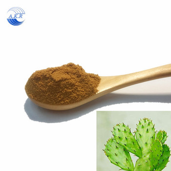 Nutrition supplement cactus plant extract