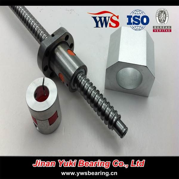 1605 1610 ball screw nut holder